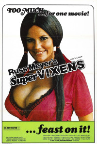 Supervixens Poster 1
