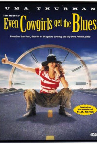 Even Cowgirls Get the Blues Poster 1