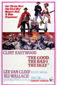The Good, the Bad and the Ugly Poster 1