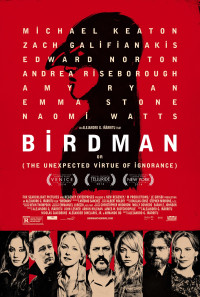 Birdman or (The Unexpected Virtue of Ignorance) Poster 1