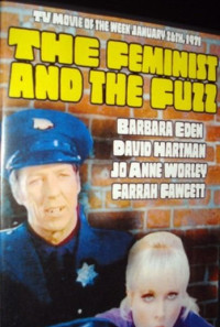 The Feminist and the Fuzz Poster 1