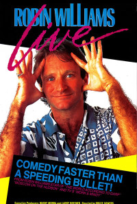 Robin Williams: An Evening at the Met Poster 1