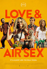 Love & Air Sex Poster 1