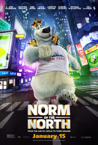 Norm of the North Poster 1
