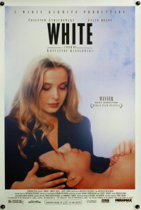 Three Colors: White Poster 1