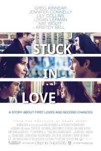 Stuck in Love Poster 1