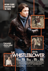 The Whistleblower Poster 1