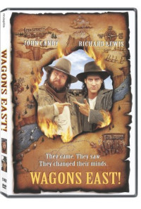 Wagons East Poster 1