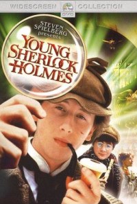 Young Sherlock Holmes Poster 1