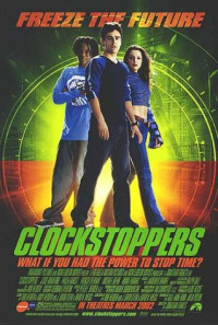 Clockstoppers Poster 1