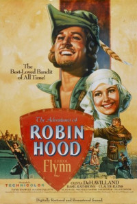 The Adventures of Robin Hood Poster 1