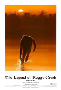 The Legend of Boggy Creek Poster 1