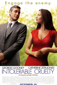 Intolerable Cruelty Poster 1