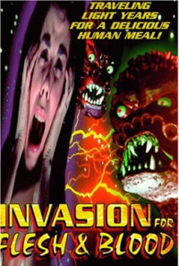 Invasion for Flesh and Blood Poster 1