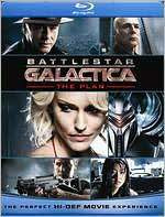 Battlestar Galactica: The Plan Poster 1