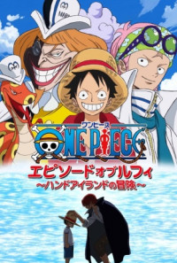 One Piece: Episode of Luffy - Hand Island No Bouken Poster 1