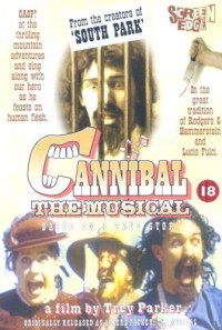Cannibal! The Musical Poster 1