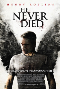He Never Died Poster 1