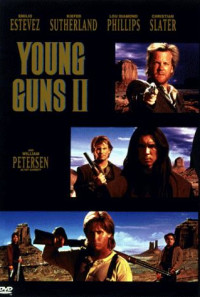 Young Guns II Poster 1