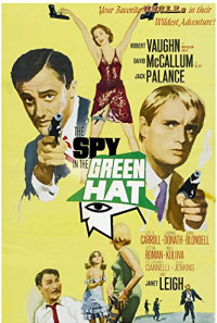 The Spy in the Green Hat Poster 1