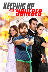Keeping Up with the Joneses Poster 1