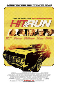 Hit and Run Poster 1
