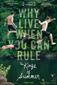The Kings of Summer Poster 1