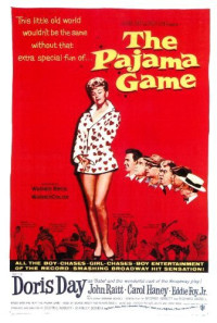 The Pajama Game Poster 1