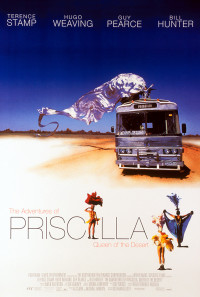 The Adventures of Priscilla, Queen of the Desert Poster 1
