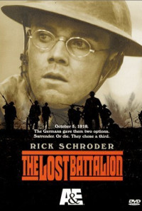 The Lost Battalion Poster 1