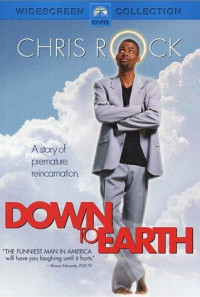 Down to Earth Poster 1