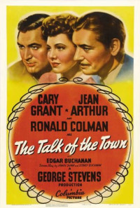 The Talk of the Town Poster 1