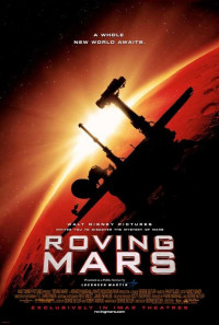Roving Mars Poster 1