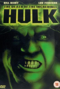 The Death of the Incredible Hulk Poster 1