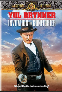 Invitation to a Gunfighter Poster 1