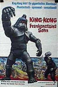King Kong Escapes Poster 1