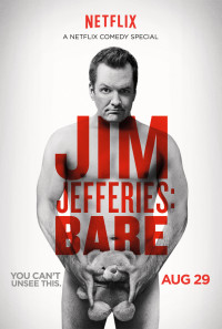 Jim Jefferies: BARE Poster 1