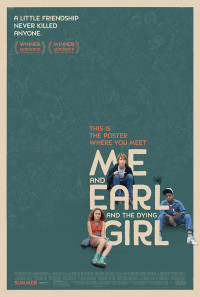 Me and Earl and the Dying Girl Poster 1