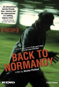 Back to Normandy Poster 1