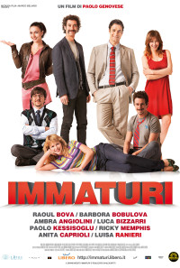The Immature Poster 1
