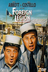 Abbott and Costello in the Foreign Legion Poster 1