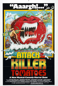 Attack of the Killer Tomatoes! Poster 1