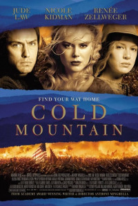 Cold Mountain Poster 1