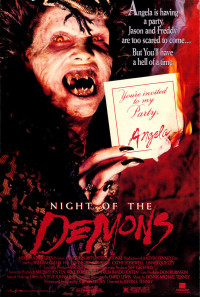 Night of the Demons Poster 1