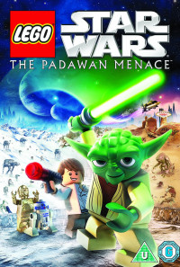 Lego Star Wars: The Padawan Menace Poster 1
