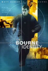 The Bourne Identity Poster 1