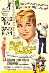 Please Don't Eat the Daisies Poster 1