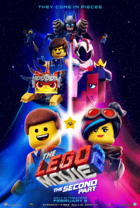 The Lego Movie 2: The Second Part Poster 1