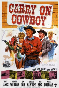 Carry on Cowboy Poster 1