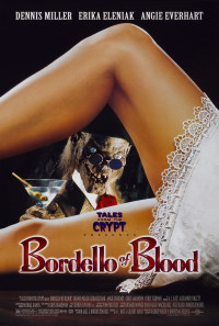 Bordello of Blood Poster 1